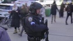 New York'ta Güvenlik Önlemleri Artırıldı