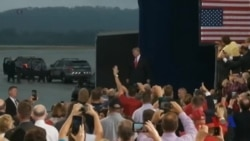 川普总统面临国内外动荡时期