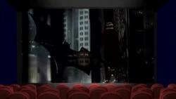 'Scratch someone's back…영화 '배트맨 비긴즈' 중에서