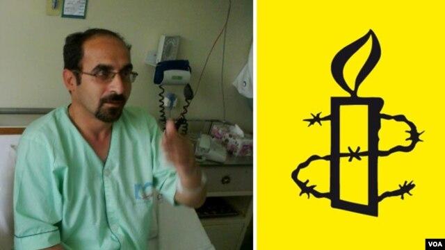 Amnesy International güneyli siyasi məhbusa azadlıq tələb edir