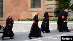 Kardinali koji će učestvovati u izboru novog pape