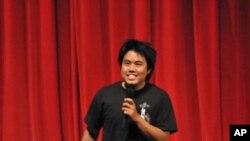 OSU Malaysian 24 Season Drum Creator Ben Loh