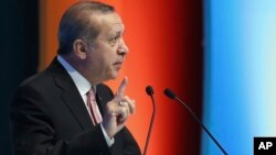 Shugaban kasar Turkiyya