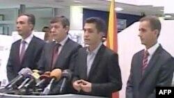 Shkup, hapen debatet publike në lidhje me sheshin 'Skënderbeu'