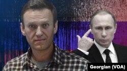 الکسی ناوالنی، منتقد سرسخت ولادیمیر پوتین، رییس جمهور روسیه، در حال حاضر زندانی است