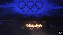 Ceremonija zatvaranja Olimpijskih igara u Londonu