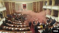 Albanski parlament