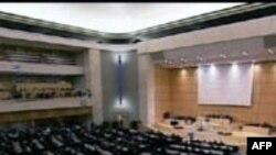 Делегаты уходили во время выступления Ахмадинежада