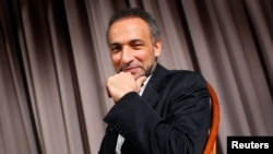 Tariq Ramadan, New York, le 8 avril 2010.