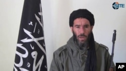 İslamcı militanların lideri Muhtar Belmuhtar