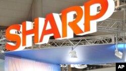 Logo kompanije Šarp