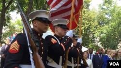 День независимости США в Спасо-Хаусе