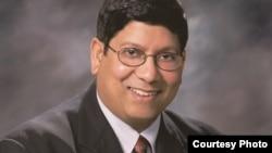 Dilip Abayasekara, former president of Toastmasters International