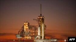 فضاپیمای آتلانتیس راهی ایستگاه فضائی بین المللی است