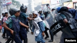 Bangladesh Anti-Blasphemy Protests