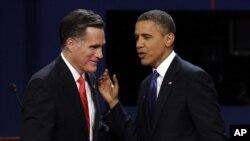 Les analystes, tout comme les sondages, ont désigné Mitt Romney comme le gagnant du premier débat