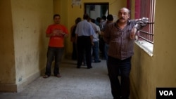 Egyptians Vote in Presidential Runoff