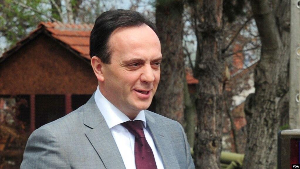 Maqedoni, arrestohet ish shefi i sigurimit Mijalkov