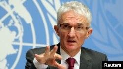 마크 로우코크 유엔 인도주의업무조정국 사무차장.
