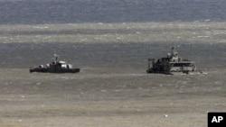 Kapal Patroli Korea Selatan berjaga di sekitar kepulauan Yeonpyeong, Korea Selatan (Foto: dok). Sebuah kapal patroli Korea Utara dikabarkan mendekati perbatasan wilayah Korea Selatan, Selasa (19/6).