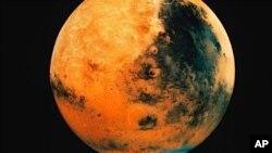 Hoton Duniyar Mars