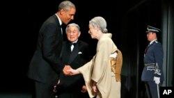 Obama ya visitó anteriormente Japón, habiéndose encontrado con el emperador Akihito y la emperatriz Michiko, pero nunca ha visitado Hiroshima.