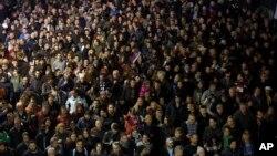 Arhiva - Protest u Beogradu, 2. marta 2019.