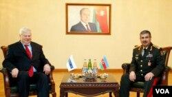 Zakir Həsənov və Anjey Kasprşik