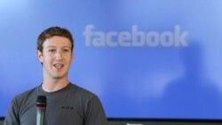 مارک زوکربرگ مبتکر «فیسبوک» ، شخصیت سال نشریه تایمز
