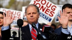 Doug Jones, novoizabrani senator iz Alabame