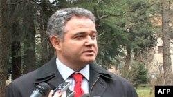 Ambasador Srbije u Podgorici Zoran Lutovac