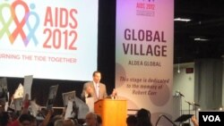 Washington DC menjadi tuan rumah konferensi HIV/AIDS sedunia yang dihadiri perwakilan dari hampir 200 negara, termasuk 26 orang dari Papua, Indonesia.