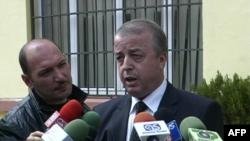 Tiranë, Burgaj komenton mbi incidentet para fushatës