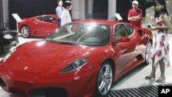 Ferrari F-400 (архивное фото)