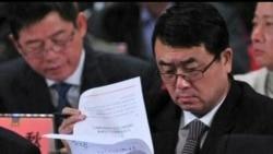 2012-02-09 美國之音視頻新聞: 中國低調回應王立軍事件