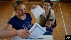 Glasanje na izborima u Bosni i Hercegovini