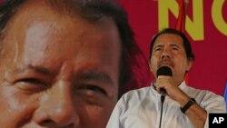 President Daniel Ortega, Nicaragua, 2009.