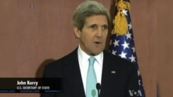 Kerry Says There is No Let Up in US Asia Pivot