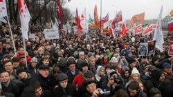 پوتین از نتایج انتخابات پارلمانی دفاع می کند