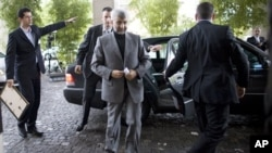 伊朗核問題高級特使代表賈利利
