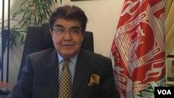 په جرمني کې د افغانستان سفیر حمید صدیق