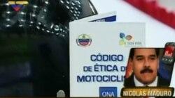 Presidente Maduro aumenta seguridad en Venezuela