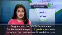 Anh ngữ đặc biệt: Africa Economy Pt. 2 (VOA)