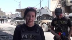 摩苏尔前线目击:IS死战不降 或将连累家眷