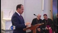 Presidenti Nishani nderon Ipeshkvin e Sapës