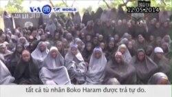 Nigeria: Boko Haram đòi trao đổi tù binh với các nữ sinh bị bắt cóc (VOA60)