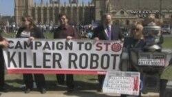 'Katil Robotlar' İşbaşında
