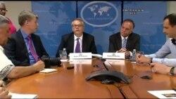 Пріоритет Обами - процвітаюча Україна - Міністерство торгівлі США. Відео