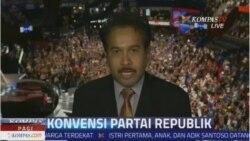 Laporan Langsung VOA untuk Kompas TV: Agenda Hari ke-2 Konvensi Partai Republik