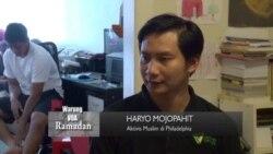 Aktivitas Warga Muslim Indonesia di AS (2)